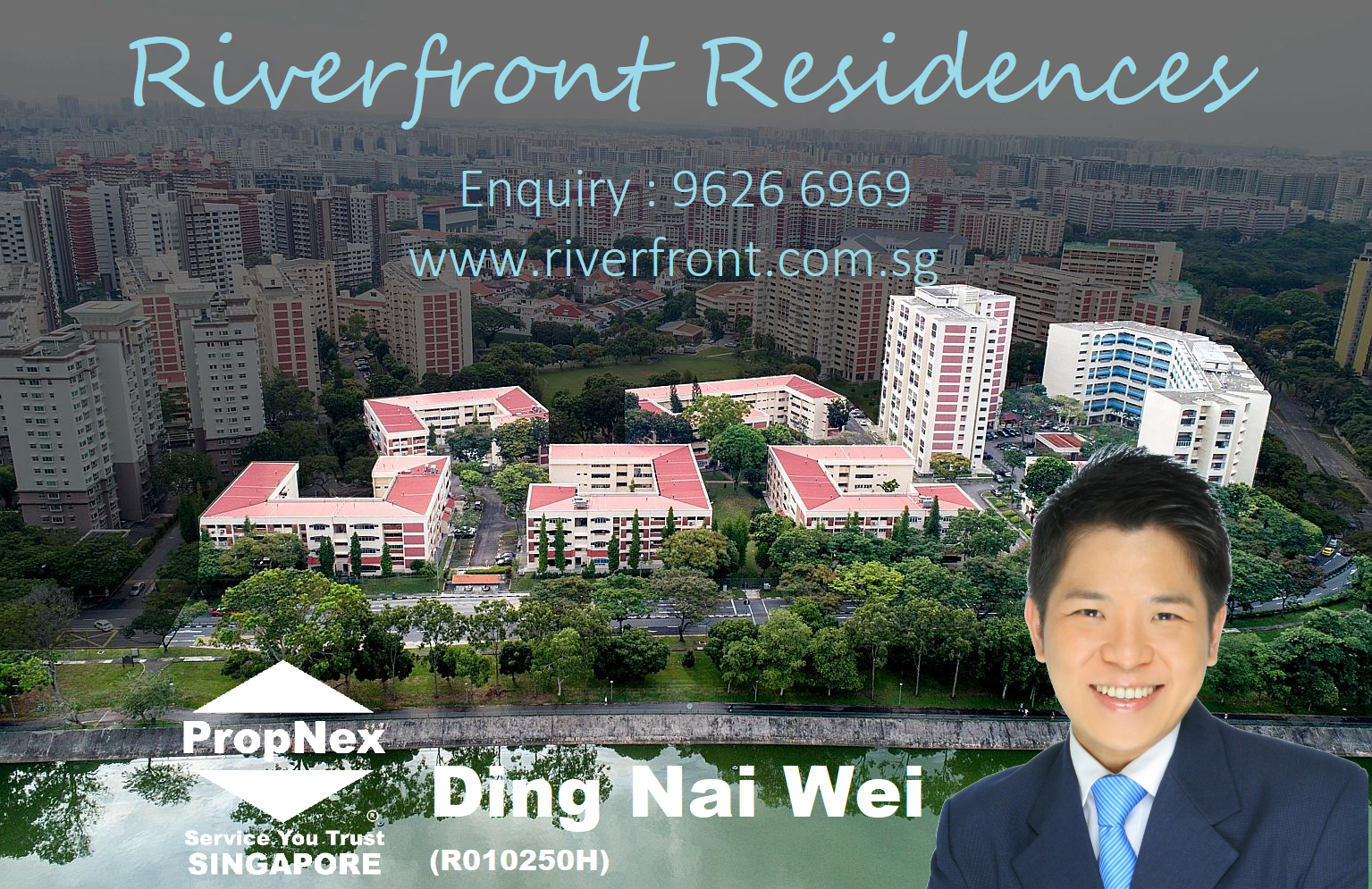Riverfront Residences - Contact Us